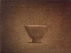 「碗」410x320mm 2004年4月
