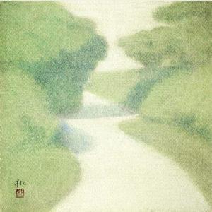 「陽盛り」250x250mm 2007年10月個展