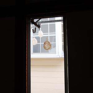 ひかりのつぶ  となりの窓に・・・ 7.19(土)くもり時々小雨