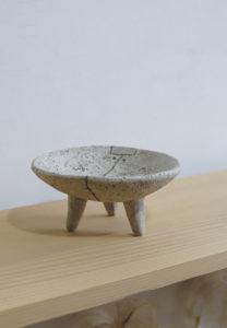 足達禎子/陶器